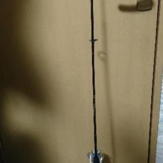 バークレイのルアー竿と大森製作所のリールとルアーセットです(^_^)