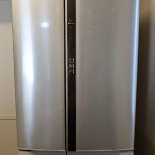 411L パナソニックトップユニット冷蔵庫