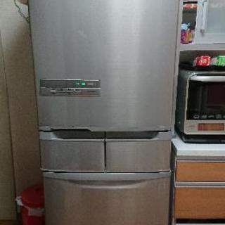 【取引中】日立冷蔵庫譲ります!
