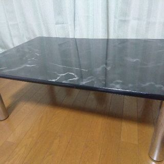 大きなローテーブル