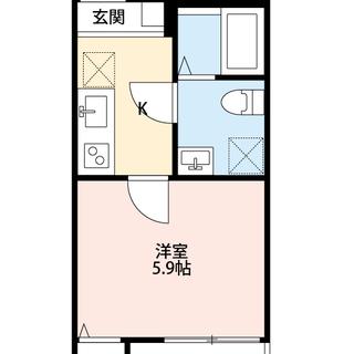 築浅のデザイナーズアパート♪ 西川口の素敵なお部屋が初期費用5万円...