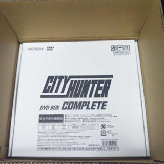❴取引中❵シティーハンター限定DVD−BOX