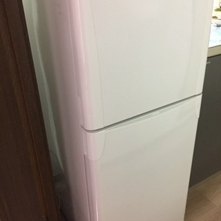 【売り切れました】 冷蔵庫  TOSHIBA  YR-12T(WT)