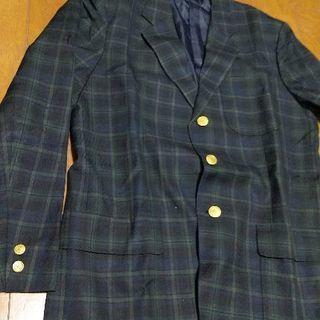 ジャケット チェック 175A (制服?)