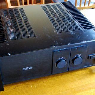 APA/APA-3162 POWER AMPLIFIER