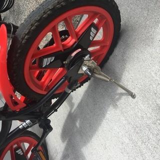 自転車の練習に子供用自転車16型(16インチ)! - 新宿区