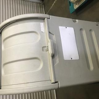 大型ダストボックス 業務用ゴミ箱 60×75×115cm ショッピ...