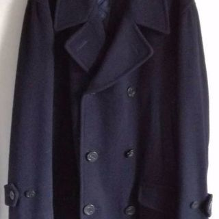 日大東北高校 男子用指定コート Pコート 学生服 制服