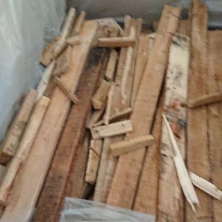 木材破片 ※引き取りのみ