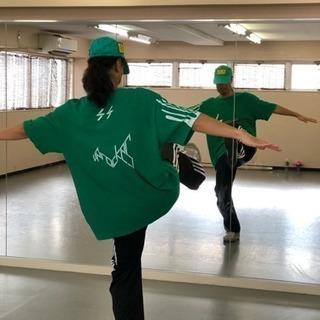 ミドルエイジ対象 渋谷 ストリートダンスヒップホップ