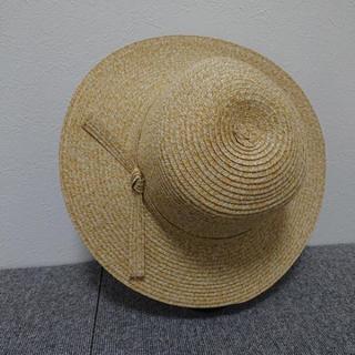 母の日 麦わら帽子