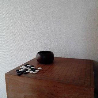 碁盤、碁石、碁の本等あげます、期限は投稿より三日以内