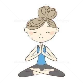 呼吸瞑想&誰でもできるヨガ