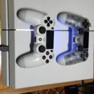 PS4(2000型500GB)ソフト付き!