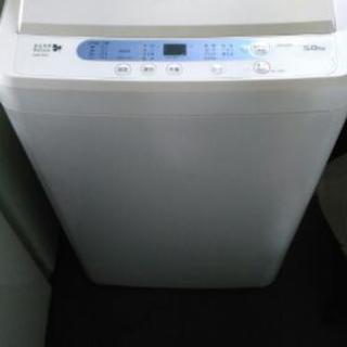 洗濯機♦YAMADA(ヤマダ電機)♦YWM-T50A1♦2015...