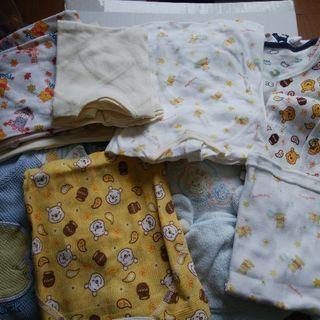 洗い替えに、赤ちゃんの服