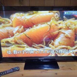 パナソニック42型テレビ TH-P42S3 2011年製