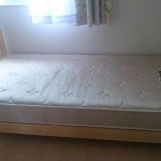シングルベッド キレイ