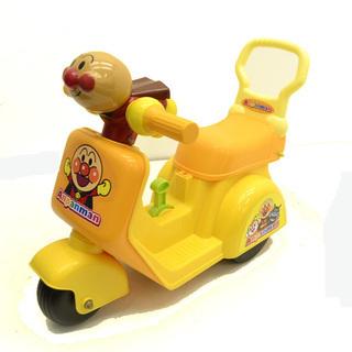 アンパンマン にこにこスクーター 乗用玩具 電動式 (022028...