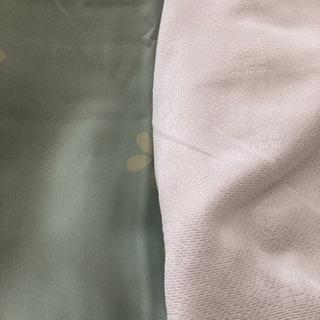 178cm丈 遮光カーテン&レースカーテン