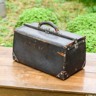 アンティーク鞄2 トランク/ダレスバッグ/骨董/フランス/イギリス...