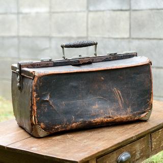 アンティーク鞄3 トランク/ダレスバッグ/骨董/フランス/イギリス...