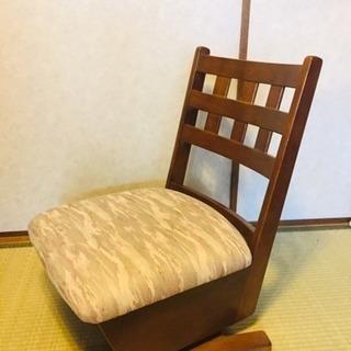 【美品】座椅子