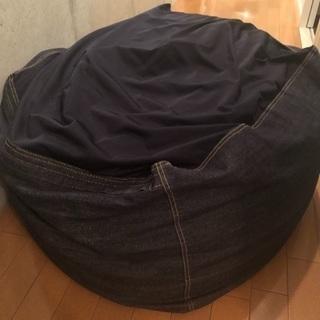 無印良品の体にフィットするソファ(ビーンバッグ)