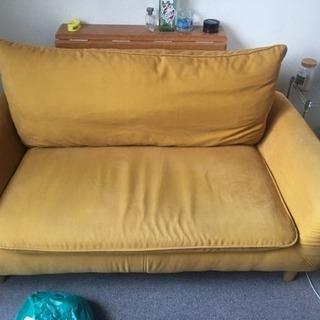 ニトリのソファです。