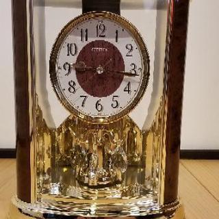 【未使用】CITIZEN置時計クォーツ