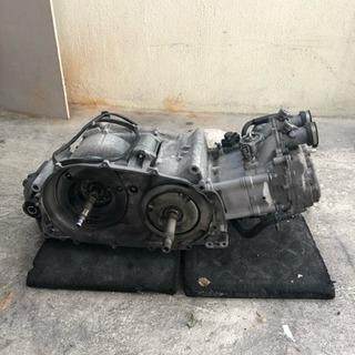 TMAX500 エンジン 3型