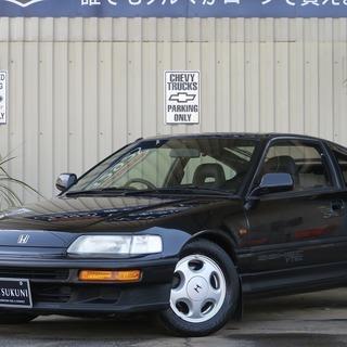 ⭐誰でも車がローンで買える⭐🚗自社ローン専門店🚗ホンダ CR-X SiR
