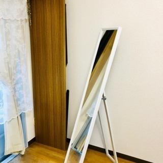 中古家具・イケアのミラー