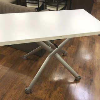 伸長式リフティングテーブル