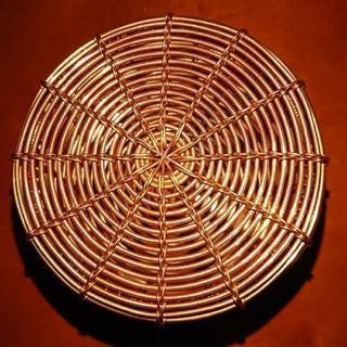 銅線の籠-小