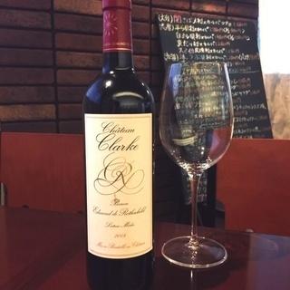 バックヴィンテージ・ワイン #5″Chateau Clarke ...