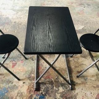 テーブル & チェアセット