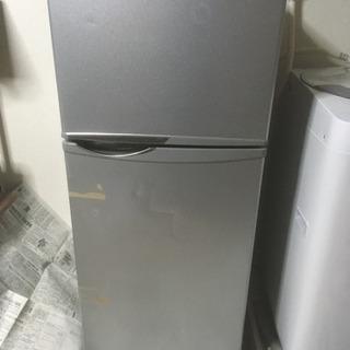 「至急3/28まで」冷蔵庫無料 SHARP SJ-H12W