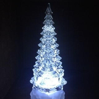 LED 卓上ライト  クリスマスツリー型