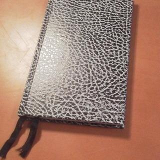 JUST BIGI ノート型手帳(未使用・1986年)