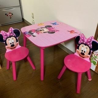 ミニーちゃんのテーブルセット♡【交渉中】