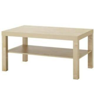 新品IKEA LACKテーブル