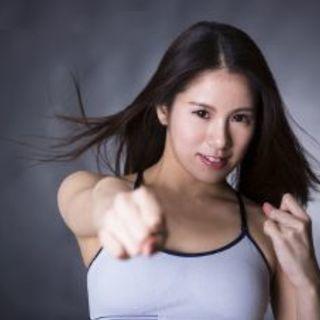 ViVi-UP | 女性限定キックボクシングコース