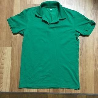 ポロシャツM size(UNIQLO)の画像