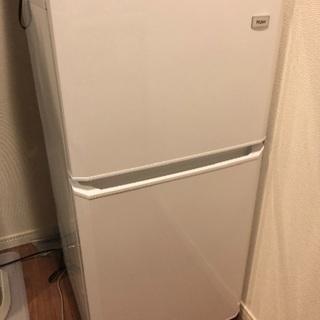 【譲ります 0円】ハイアール 2015年度製  106L 冷蔵庫