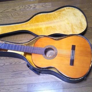 クラシックギター 弦張替えました YAMAHA G120 40年...