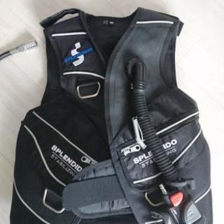ダイビング BCDスキューバプロジャケット XSサイズ 未使用