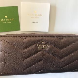 【新品】ケイトスペードの長財布