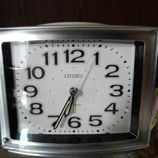 CITIZEN製目覚まし時計