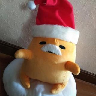 ぐでたま クリスマスBIGぬいぐるみ③
